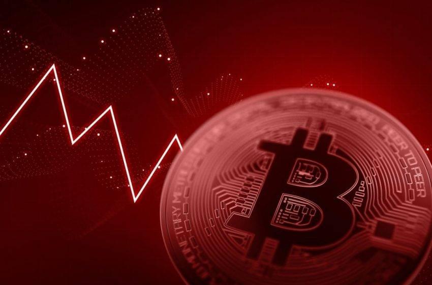 Bitcoin düşüşü ile yüksek kaldıraç ortadan kalktı!