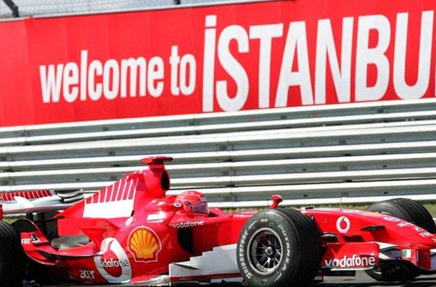 Formula 1 Türkiye GP iptal edildi!