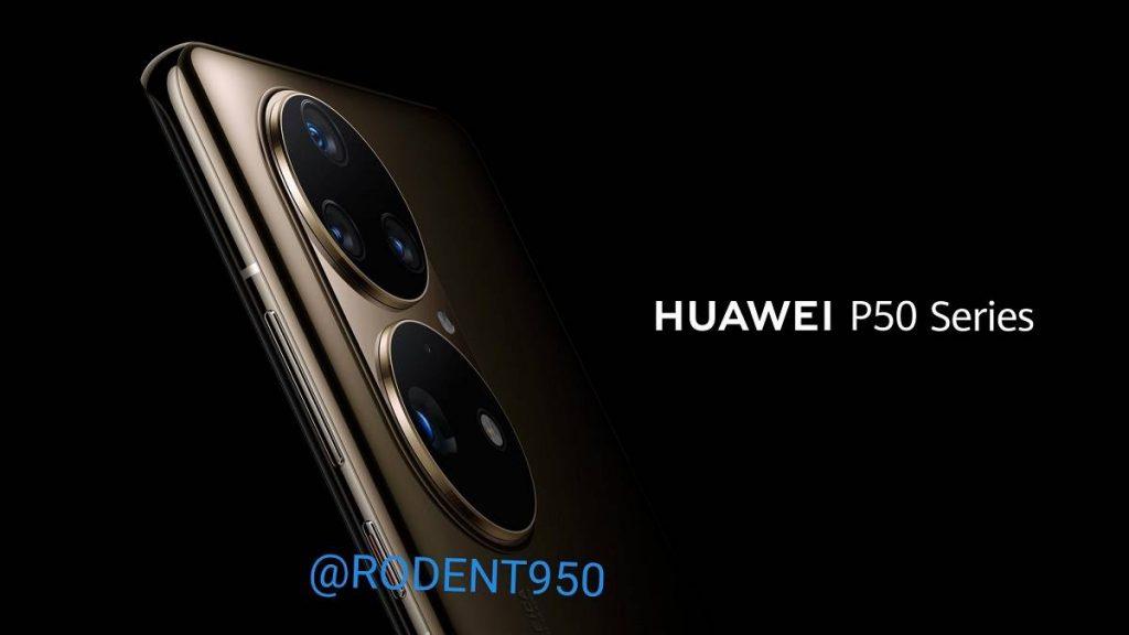 Huawei P50 serisi