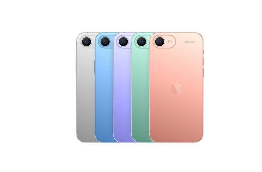 iPhone SE konsept tasarımı ortaya çıktı!