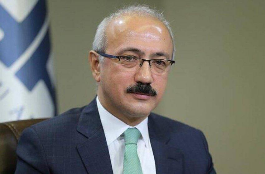 Hazine ve Maliye Bakanı Lütfi Elvan kripto para açıklaması yaptı!