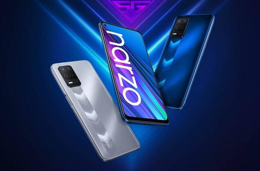 Realme Narzo 30 5G tanıtıldı! İşte fiyatı
