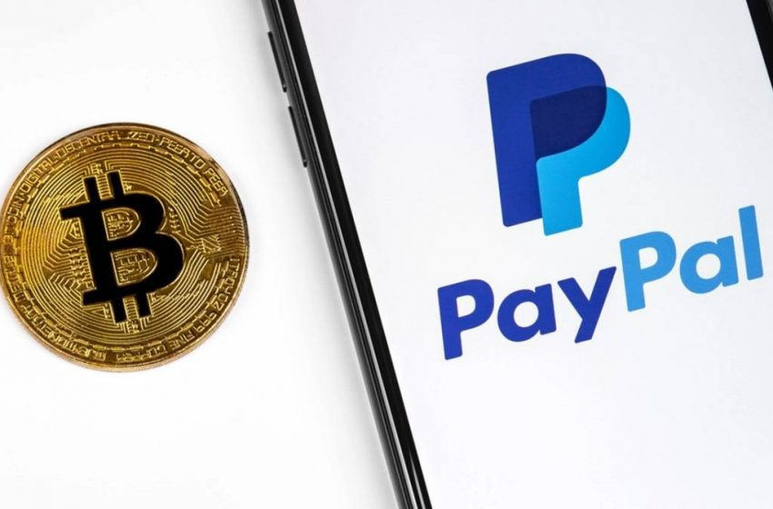 PayPal kripto para çekme işlemlerini başlatacak