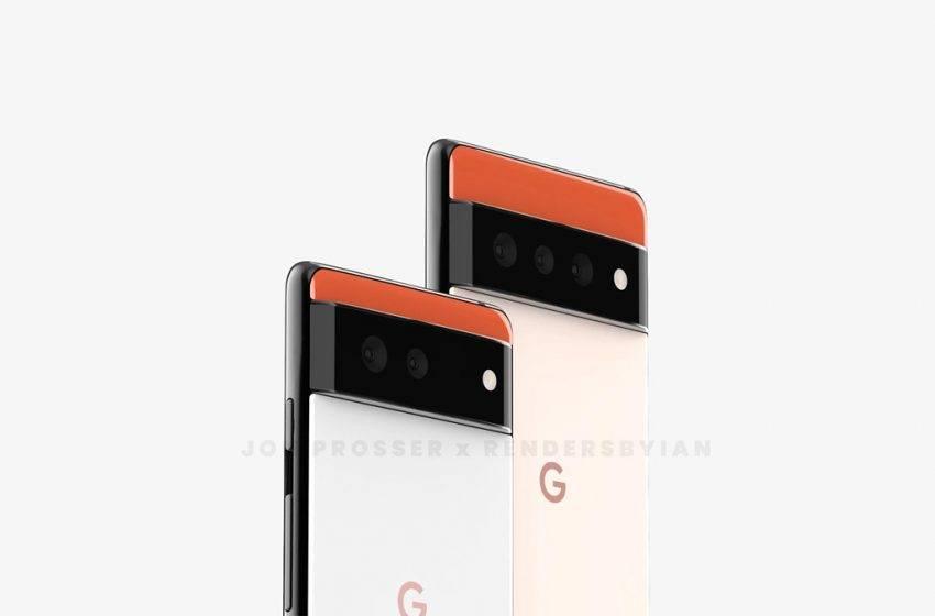 Google Pixel 6 kamera detayları ortaya çıktı