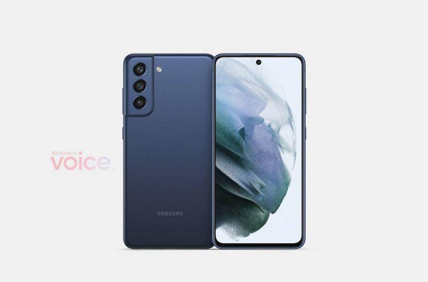 Samsung Galaxy S21 FE işlemcisi belli oldu!