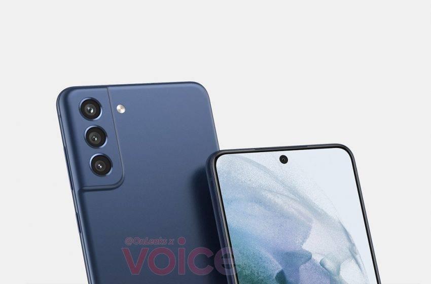Samsung Galaxy S21 FE yeni sızıntıları!