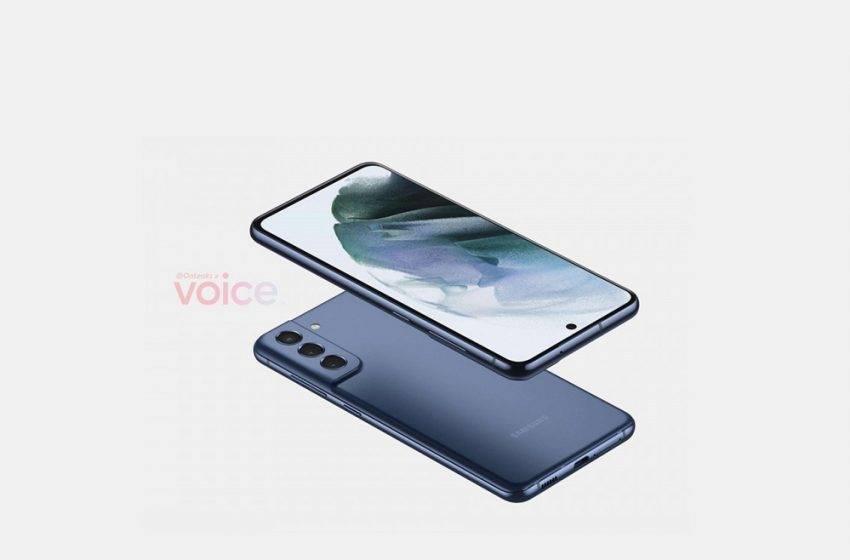 Samsung Galaxy S21 FE resmi sitede göründü