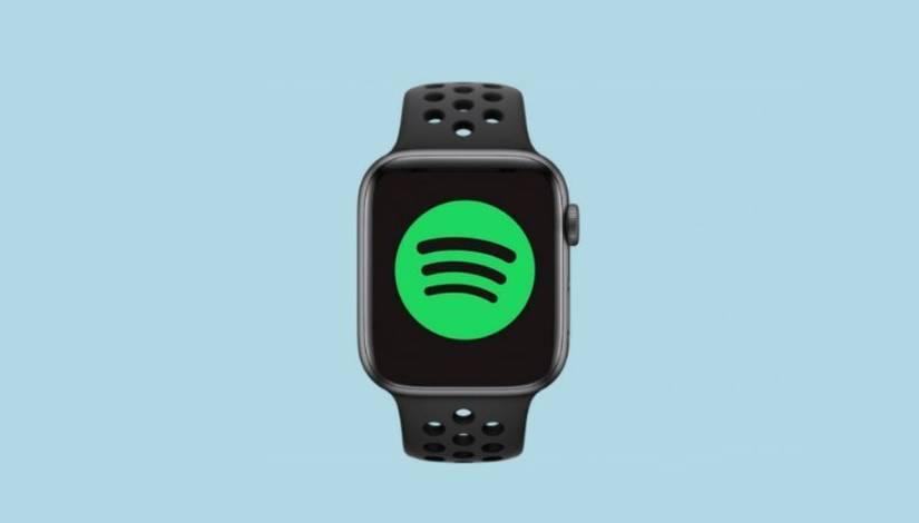 Spotify Apple Watch'a müzik indirme desteği sunacak!