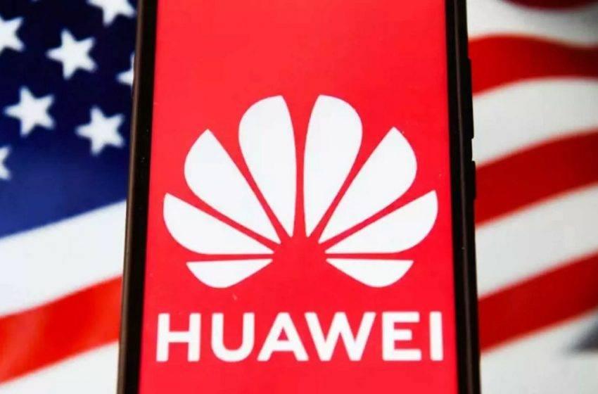ABD, Huawei'ye yatırım yapılmasını yasakladı