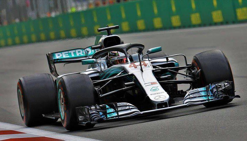 Formula 1 Türkiye'de!