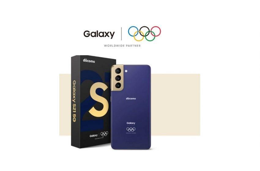 Samsung Galaxy S21 Olympic Games Edition tanıtıldı!
