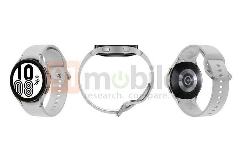 Samsung Galaxy Watch 4 göründü!
