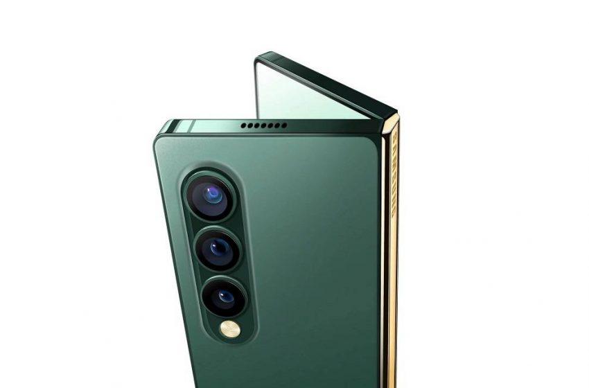 Samsung Galaxy Z Fold3 konsept tasarımı göründü!