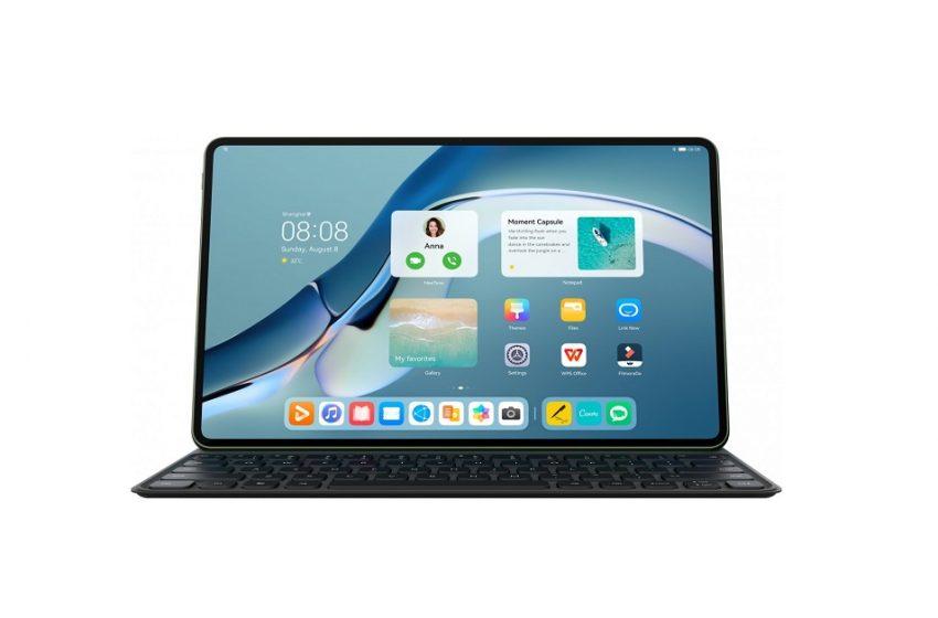 HarmonyOS kullanan Huawei MatePad Pro modelleri tanıtıldı