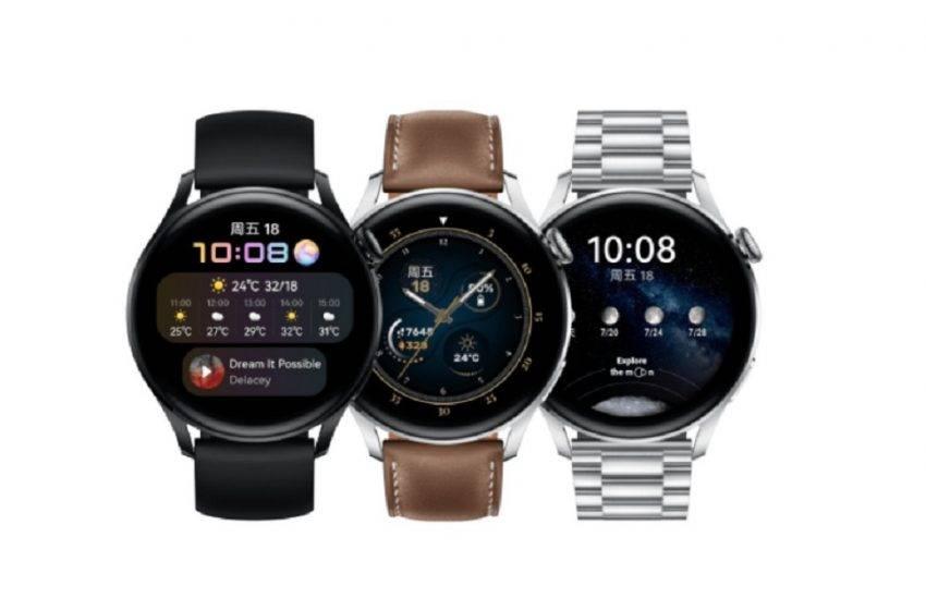 Huawei Watch 3 ve Watch 3 Pro tanıtıldı! İşte fiyatları