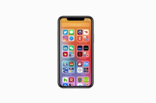 iOS 15 özelliği