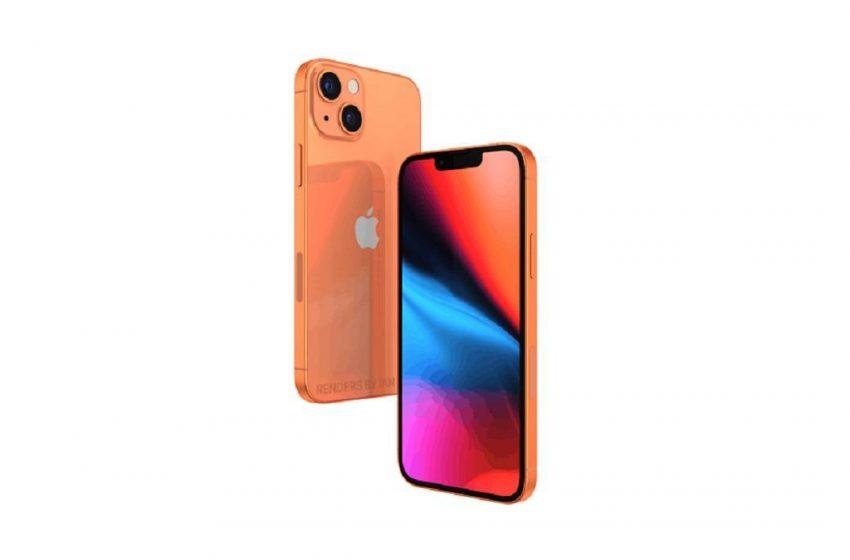 iPhone 13 serisi yeni renk ile duyurulabilir