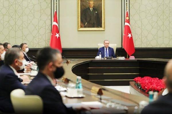 Kabine toplantısı kararları