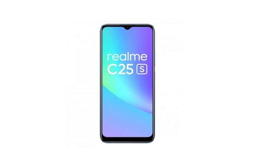 Realme C25s tanıtıldı! İşte fiyatı