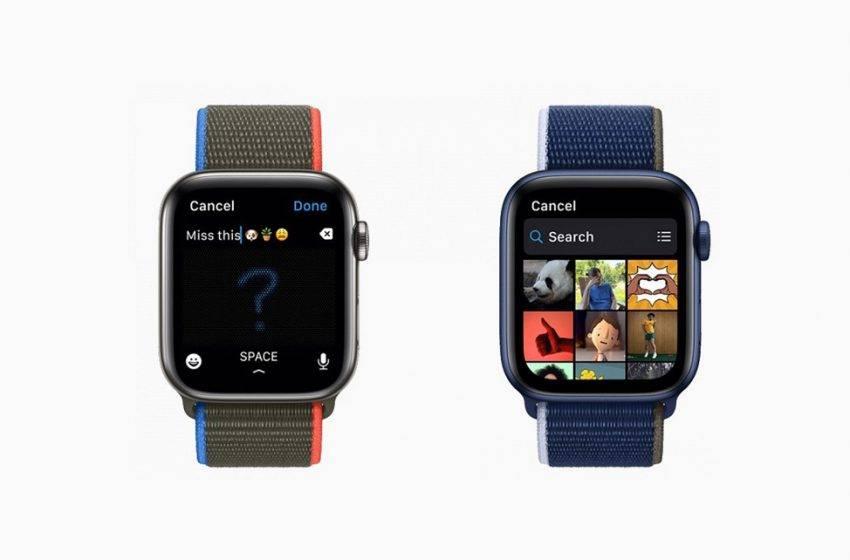 watchOS 8 tanıtıldı! İşte detayları