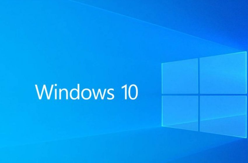 Windows 10 desteği bitiyor!