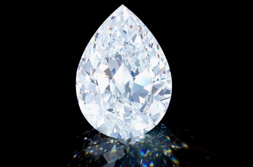 12 milyon dolarlık elmas kripto para ile satıldı!