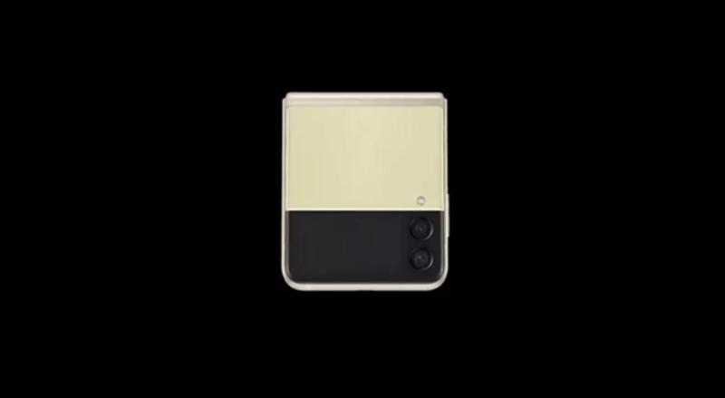 Samsung Galaxy Z Flip3 videosu ortaya çıktı!
