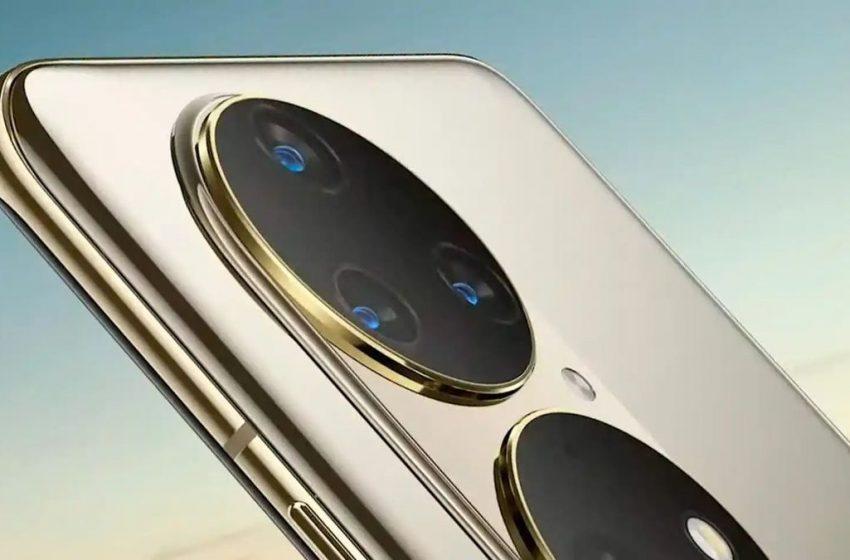 Huawei P50 hızlı şarj kapasitesi göründü!