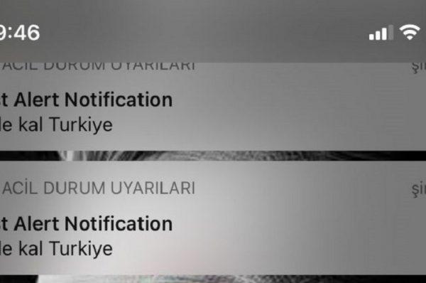 iPhone kullanıcıları acil durum uyarısı