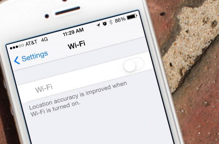 iPhone WiFi sorunu iOS 14.7 ile çözüldü
