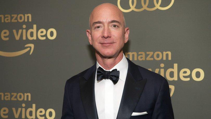 Jeff Bezos uzaya gidiyor!