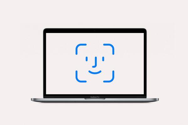 Mac modellerine Face ID