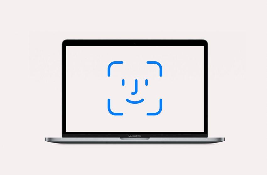 Mac modellerine Face ID eklenebilir