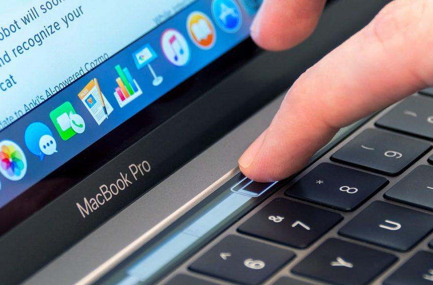 MacBook Pro Touch Bar'a elveda diyecek!