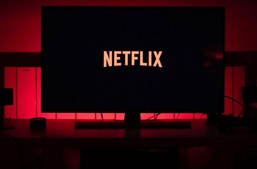 Netflix Pera Palas'ta Gece Yarısı dizisinden görüntüler geldi