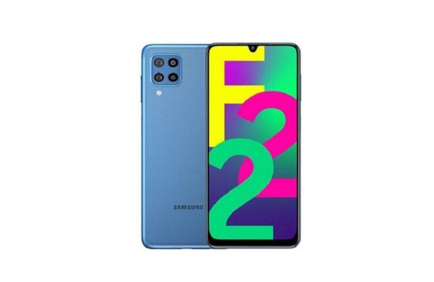 Samsung Galaxy F22 tanıtıldı! İşte fiyatı