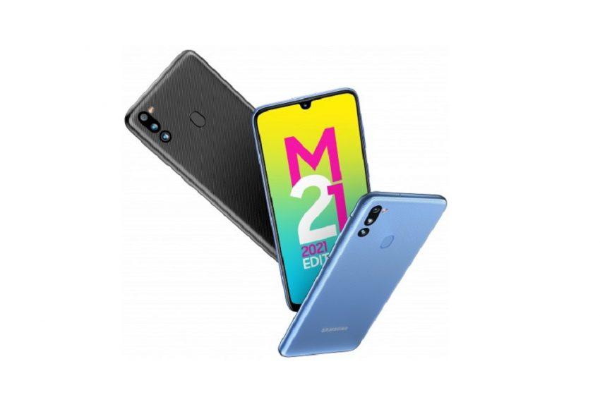 Samsung Galaxy M21 2021 Edition tanıtıldı! İşte fiyatı