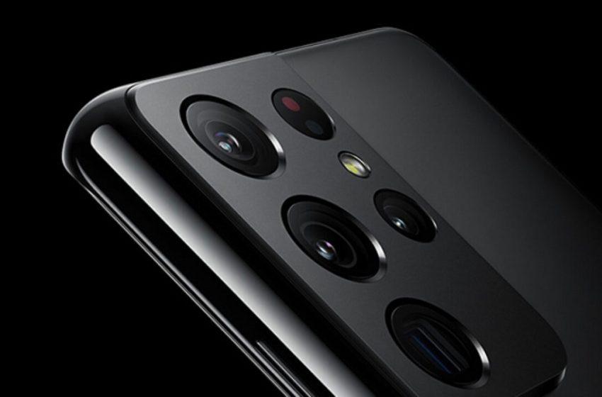 """Galaxy S22 Ultra """"P"""" şeklinde kamerasıyla gelecek"""