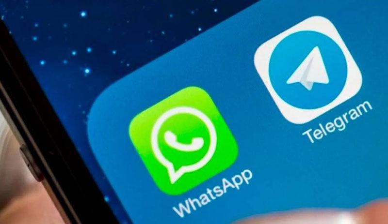 WhatsApp Telegram'dan feyz alıyor!
