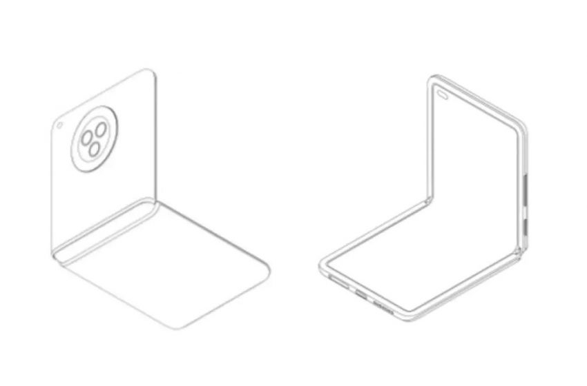 Xiaomi dikey katlanabilir telefon patenti aldı