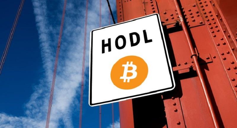 """ABD'li kripto para yatırımcıları """"HODL"""" diyor!"""