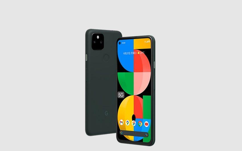 Google Pixel 5a tasarımı kesinleşti