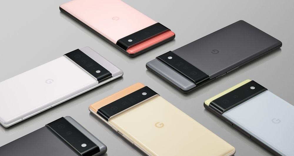 Google Pixel 6 ve Pixel 6 Pro