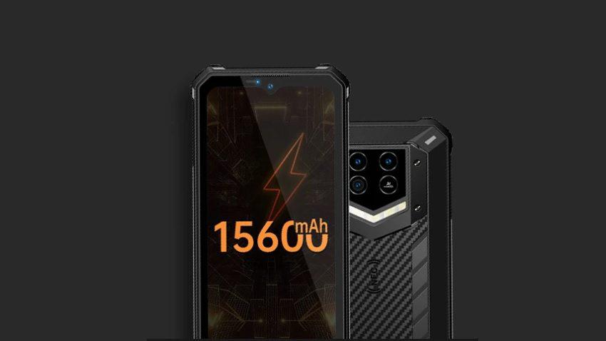 15.600 mAh bataryalı Oukitel WP15 5G tanıtıldı! İşte fiyatı