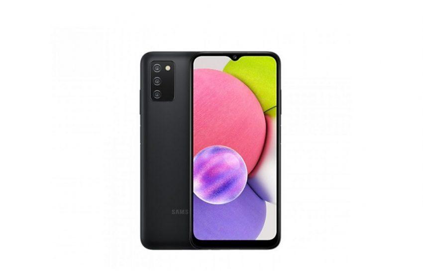 Samsung Galaxy A03s tanıtıldı! İşte fiyatı