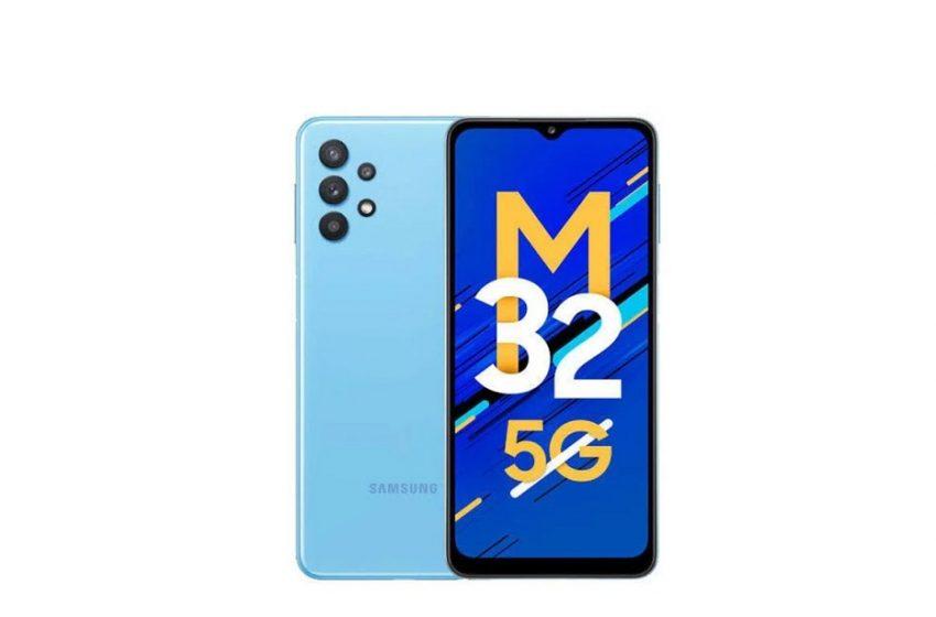 Samsung Galaxy M32 5G tanıtıldı! İşte fiyatı