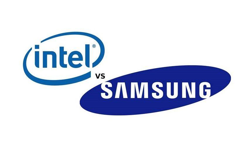 Samsung Intel'i geride bıraktı!