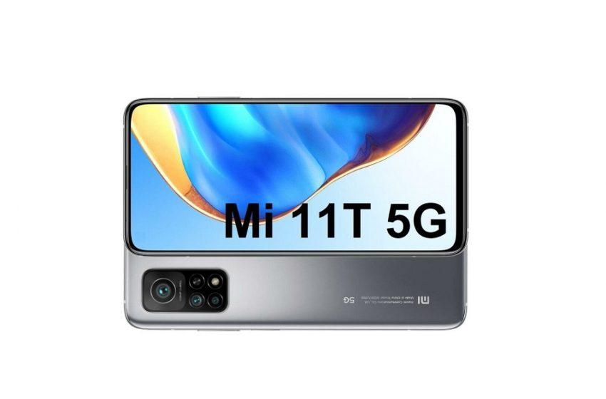 Xiaomi Mi 11T özellikleri göründü