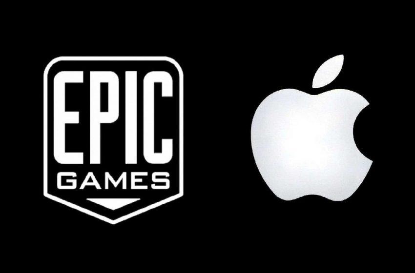 Apple Epic Games davası sonuçlandı!