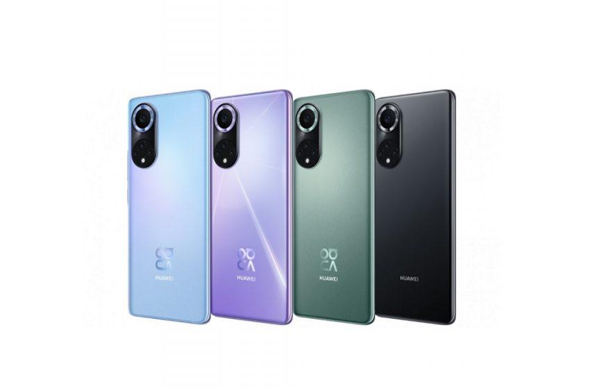 Huawei nova 9 tanıtıldı! İşte fiyatı